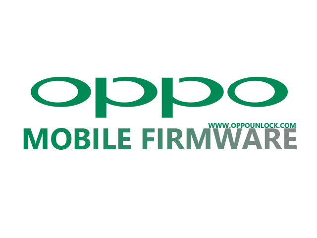 OPPO F5 (CPH1727) Flash File / Firmware Download Free - Oppo